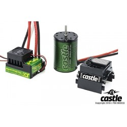 CASTLE Combo Mamba Max Pro SCT + 1410 3800Kv