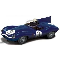 Scalextric Jaguar D-Type 1957 Ecurie Ecosse