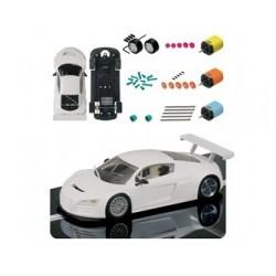 Scalextric Audi R8 LMS Pro Performance Assembly Kit