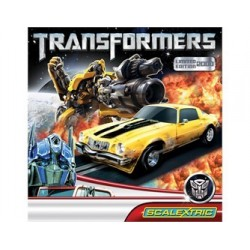 Scalextric Transformers Bumblebee Limited Edition