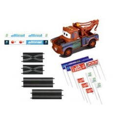 "Carrera DISNEY/PIXAR CARS 2 KIT D'EXTENSION / VÉHICULES ""MATER"" 61652"