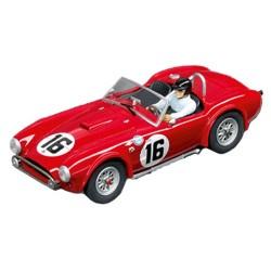 """Carrera Evolution SHELBY COBRA 289 '63, SEBRING 12H """"NO.16"""""""