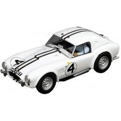 """Carrera Evolution SHELBY COBRA 289 HARDTOP COUPE '63, """"NO.4"""""""