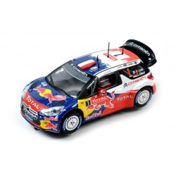 Carrera Evolution CITROËN DS3 WRC SEBASTIAN LOEB