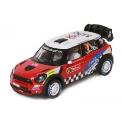 "Carrera Evolution MINI COOPER COUNTRYMAN WRC DANIEL SORDO ""NO.37"""