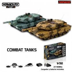 Heavy Duty COMBAT FIGHTERS