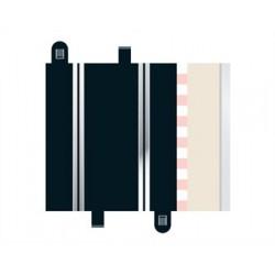 Scalextric Half Straight 175mm x 2