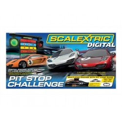 Scalextric Pit Stop Challenge