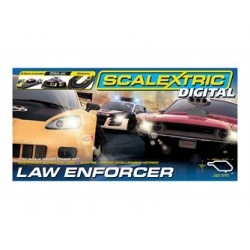 Scalextric Law Enforce