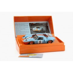 Slot.it Ford GT40 n°9 24h Le Man Winner 1968