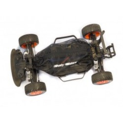 Couvertures Dusty Motors pour Traxxas Rallye ou Slash 4x4 LCG Châssis