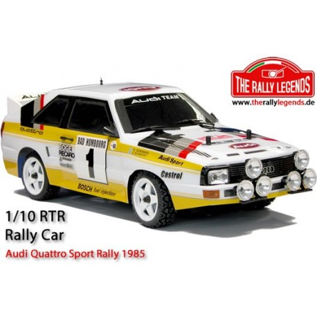 Rally legends AUDI QUATTRO SPORT 1985