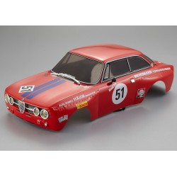 KillerBody Alfa Romeo 2000 GTAm, Red, RTU all-in