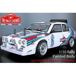 Rally Legend Body Lancia Delta S4 1/10