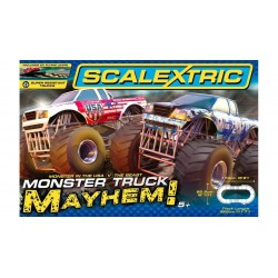 Scalextric Monster Truck Mayhem