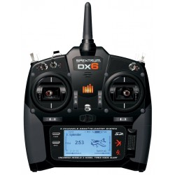 Spektrum DX6 Version 2014 Emetteur seul
