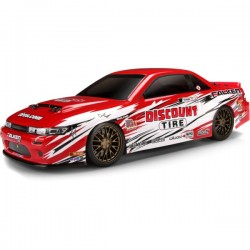HPI Micro RS4 RTR with Discount Tire Nissan S13