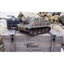 Torro Sturmtiger Panzer bille BB + valise