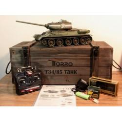 Torro T34/85 BB billes + valise