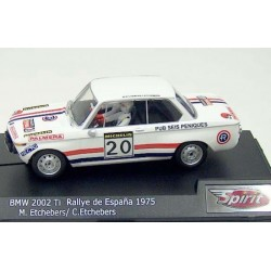 Spirit BMW 2002, Nr.20, Rallye Spanien 1975