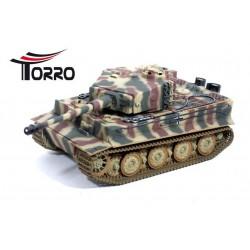 Torro Tiger 1 Panzer châssis métallique Version BB 2,4 Ghz