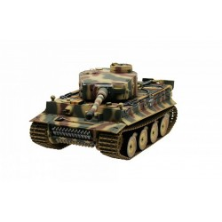 Torro Tiger 1 Panzer châssis métallique Version BB 2,4 Ghz