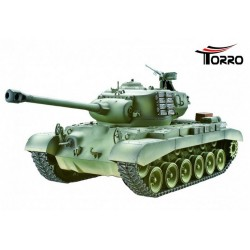 Torro M26 Pershing Snow Leopard 2.4 GHz Version Airbrush
