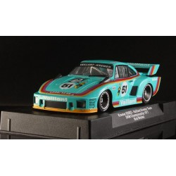 Sideways Porsche Kremer 935/K2, Vaillant, DRM'77