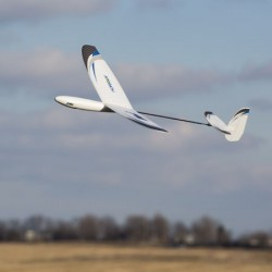 E-flite planeur lancé main UMX Whipit DLG