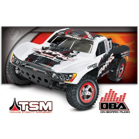 Traxxas SLASH 1/10 VXL 4WD Short Course racing truck TQI 2,4Ghz