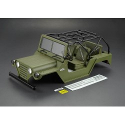 KillerBody 1/10 Crawler WARRIOR, Military Green