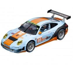 "Carrera Digital 124 Porsche GT3 RSR ""Gulf Racing No.86"", Silverstone 4h"