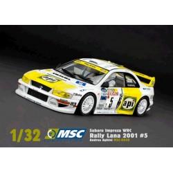 MSC Subaru Imprezza WRC Api