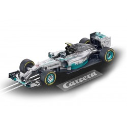Carrera Digital 132 Mercedes-Benz F1 W05 Hybrid N.Rosberg, No.6