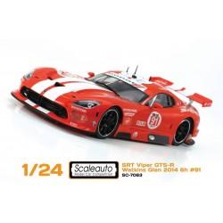 Scale Auto Viper GTS-R Watkins Glen 2014 n°91
