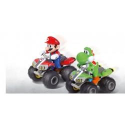 Pack Mario + Yoshi Quad