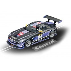 Carrera Digital 124 Mercedes-Benz SLS AMG GT3 Erebus Motorsports, No.1A