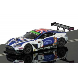 Scalextric Aston Martin Vantage GT3 Beechdean