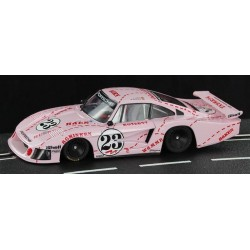 Sideways Porsche 935/78 Moby Dick Pink Pig special edition