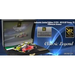 SRC Special Box Renault & Ferrari GP de Francia 1979 - Arnoux vs Villeneuve
