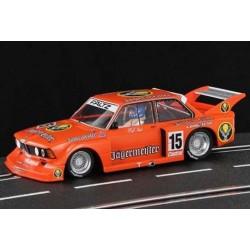 Sideways BMW 320 Team Jägermeister DRM Nürburgring 1977 n°15