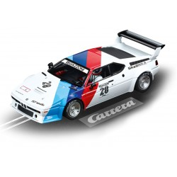 Carrera Digital 124 BMW M1 PROCAR REGAZZONI NO.28 1979