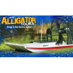 Aquacraft Mini Alligator Tours Airboat RTR