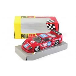 Policar F40 LM – n°40 2nd IMSA GTO Road America 1990