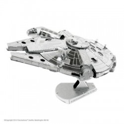 METAL EARTH Star Wars - Millenium Falcon