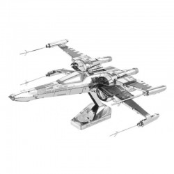 Metal Earth Star Wars Poe Dameron ́s X-Wing Fighter