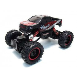 Amewi Rock Crawler Pick-Up 1:14 red- black