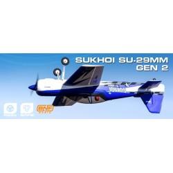 E-Flite Sukhoi SU-29MM (Gen 2) BNF Basic
