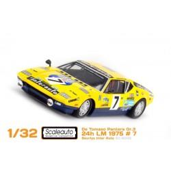 Scaleauto De Tomaso Pantera Gr.3 Le Mans 1975 n°7