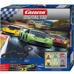 Carrera DIGITAL 132 Pure Speed
